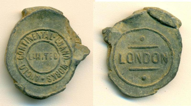 Guano Seal, Anglo Continental, Limited, London